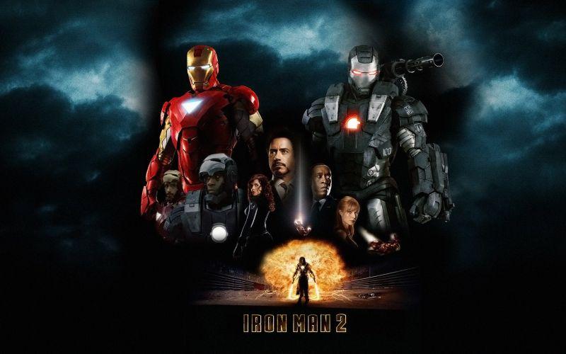 Iron Man 2 2010 Movies Reference